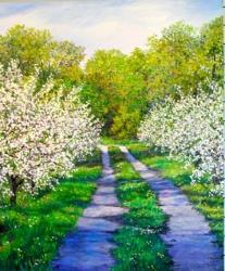 Apple Blossom Lane - <b>sold</b>