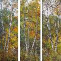 Autumn Birch - <b>sold</b>